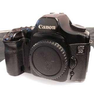Canon 5D 單眼相機