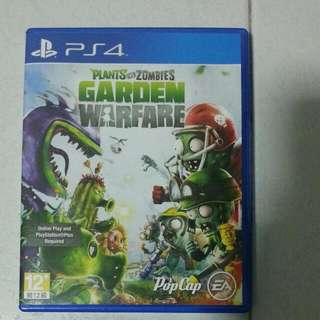 Plants vs Zombies - Garden Warfare PS4