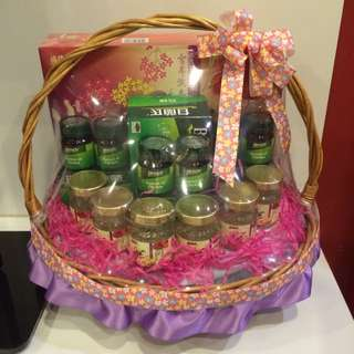 Hamper With Brands Essence Of Chicken & Bird's Nest With Rock Sugar