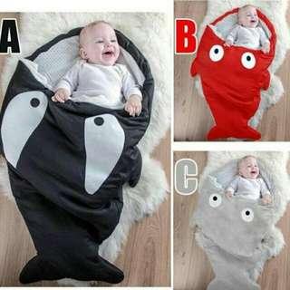 可愛造型寶寶保暖睡袋