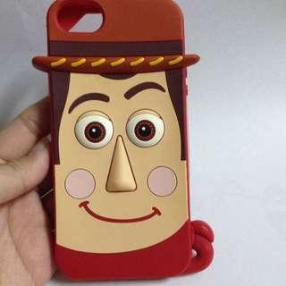 Iphone5 手機殼 i5 胡迪
