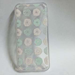 Iphone5 手機殼 i5 甜甜圈 滿版