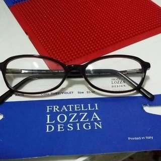 全新(義大利製造)Fratelli Lozza 設計,Kate Ruby眼鏡