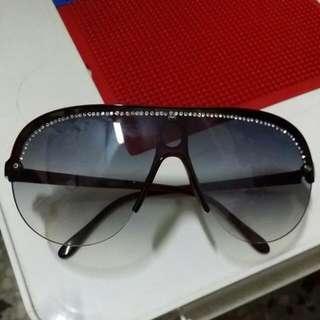 🚚 全新水鑽太陽眼鏡