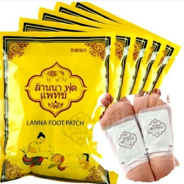 泰國蘭納足貼