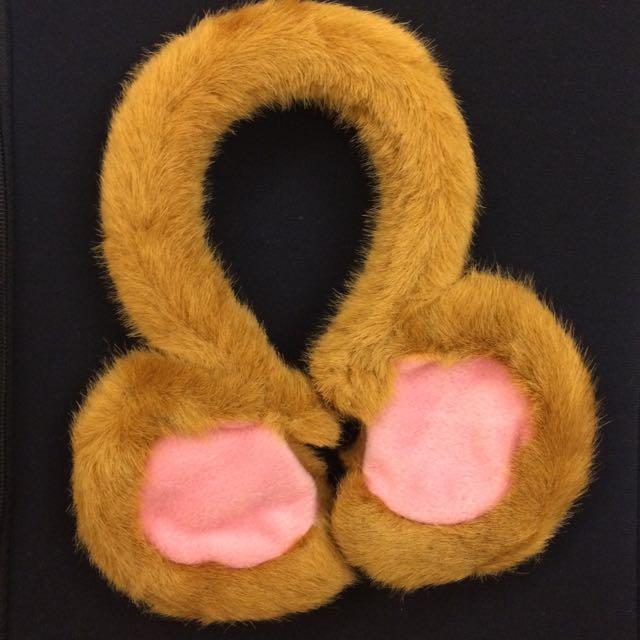 (保留)超可愛猴耳朵髮窟