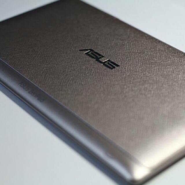 華碩 ASUS zenpad C7.0 金色(偏灰色) 平板