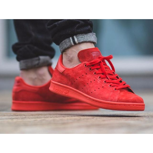 stan smith red suede Limit discounts 64