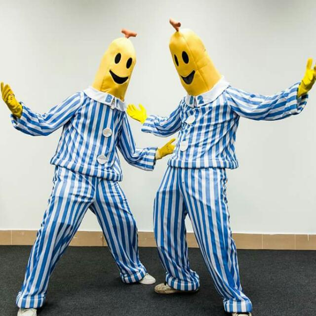 photo photo photo photo photo & Banana In Pyjamas Costume Rental Everything Else on Carousell