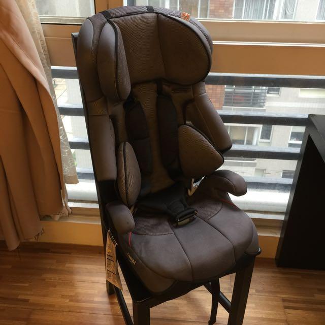 二手combi兒童汽車安全座椅