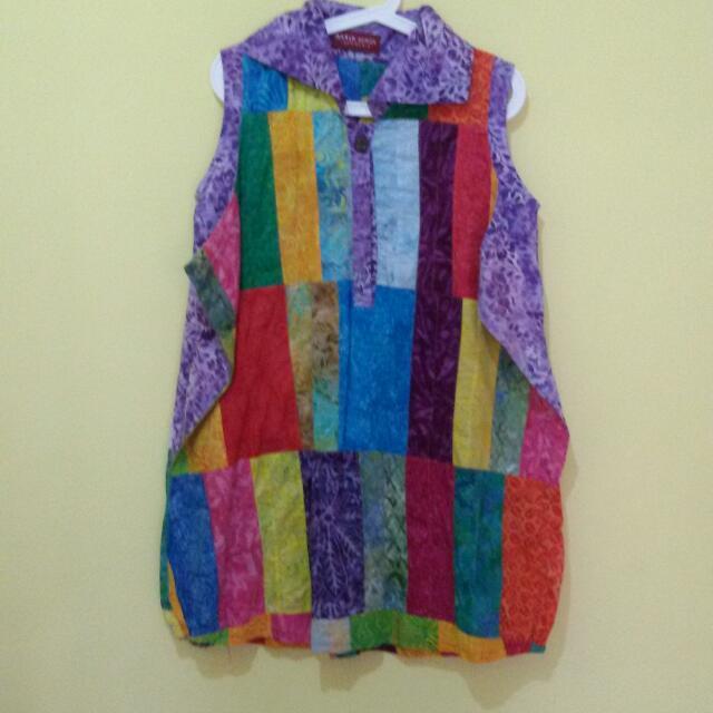 Sale 20% - Dress Batik