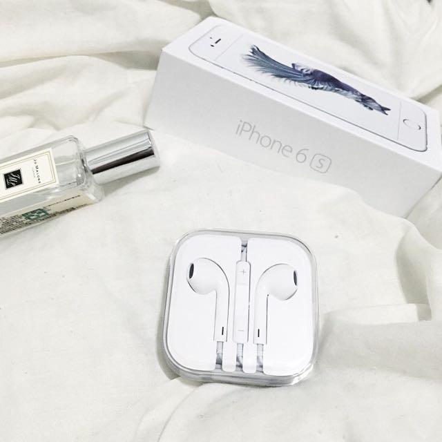 iPhone 6s 原廠耳機 🎧