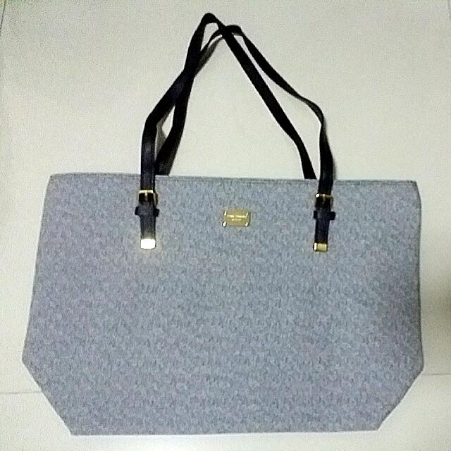 Korean Tote Bag Faux Leather (Brand NEW)