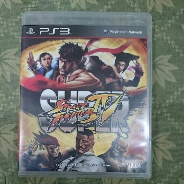 PS3 快打旋風 日文(暫售)