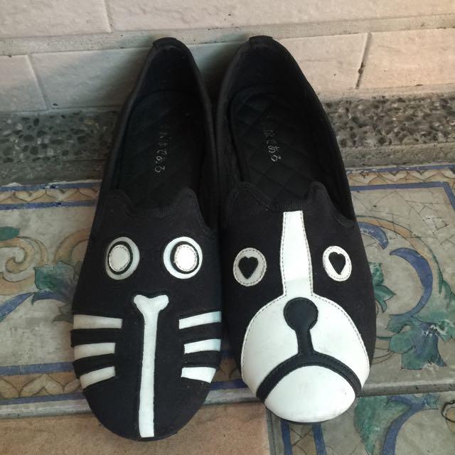 貓咪🐱軟Q娃娃鞋
