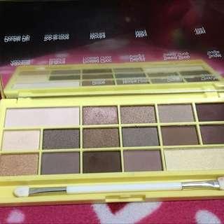 Naked chocolate 眼影盤