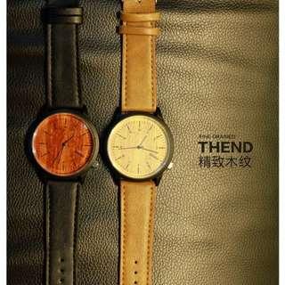 木紋 手錶