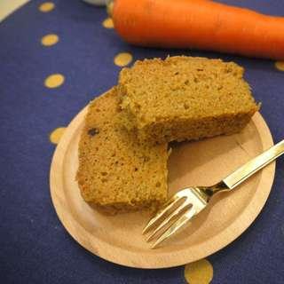 手作—胡蘿蔔蛋糕🍴🍞