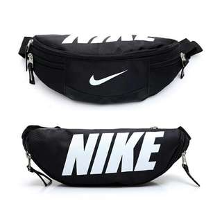 代購 Nike 黑白 腰包 正品 免運