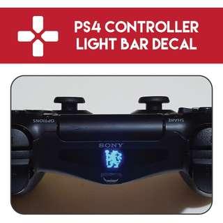 PS4 Controller Light Bar Decal (Chelsea)