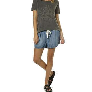 Billabong Denim Shorts #aussiepride