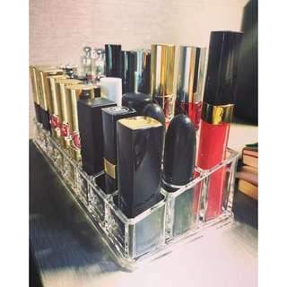 (預購)口紅控必備口紅收納架化妝品收納