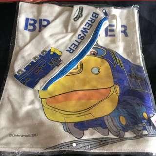BN Chuggington Bag And Pencil Case