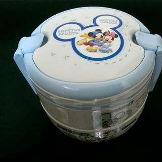 全新 迪士尼 便當盒 飯盒