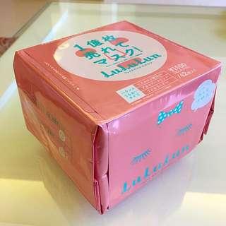 [日本購回:現貨]LuLuLun 超補水保濕面膜 42枚 抽取式包裝 🇯🇵 含運