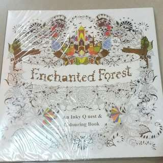 Fancy Colouring Book