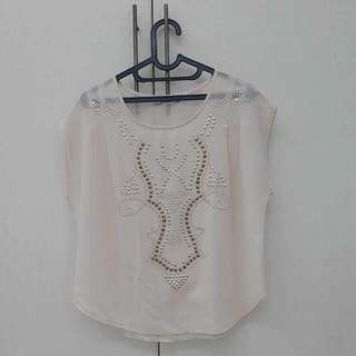 Studded Blouse