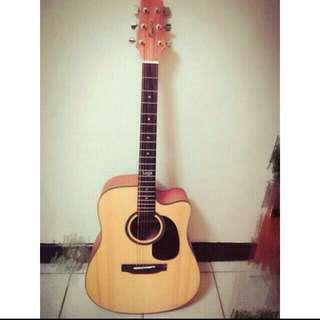Saga吉他