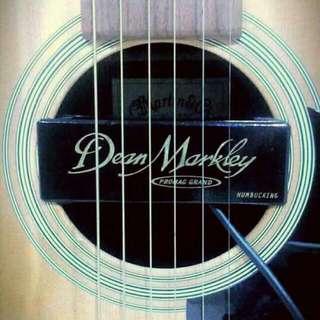 Guitar Pickup Dean Markley Promag Grand
