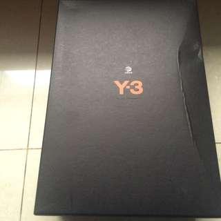 Y-3 16S/S QASA 山本耀司