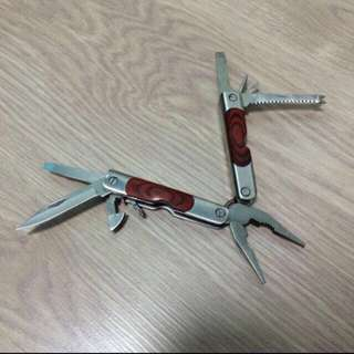 Multi Purpose; 9-in-1 Multiple Tools Set