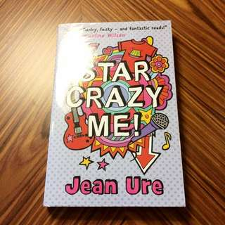 [USED] Star Crazy Me By Jean Ure
