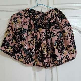 碎花 裙子(有內襯)