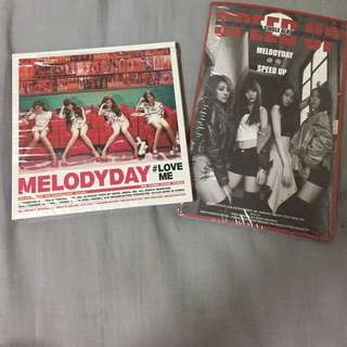 [WTS] Melody Day Albums