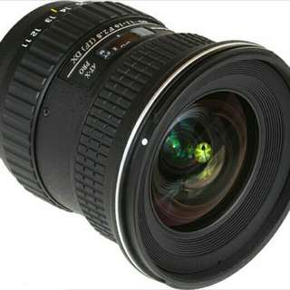 (Used) Tokina 11-16mm f/2.8 AT-X116 Pro DX Digital Zoom Lens (for Canon EOS Cameras)