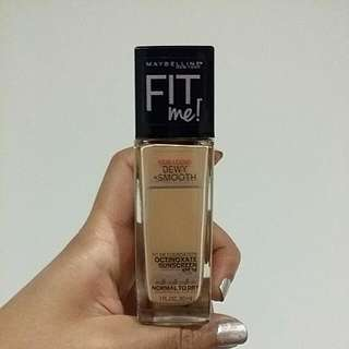 FIT Me! Dewy + Smooth