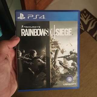 RAINBOW SIX SIEGE R3