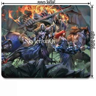 LoL Mouse Pad (In stock)