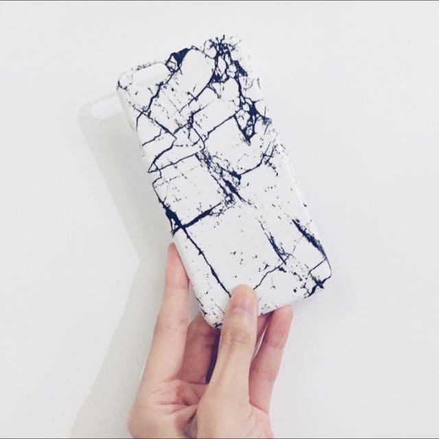 <全新>大理石紋路手機殼📱