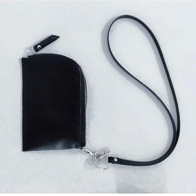 脖掛手機包