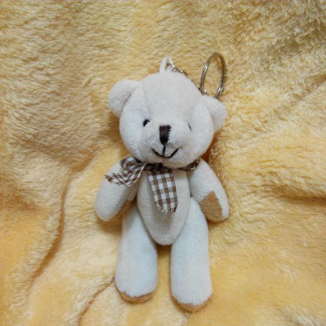 小熊玩偶鑰匙圈