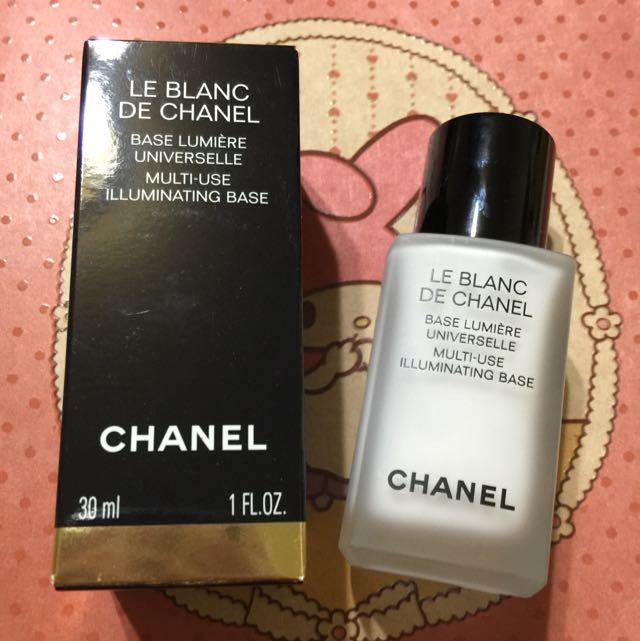 九成新 Chanel 全效修護飾底乳