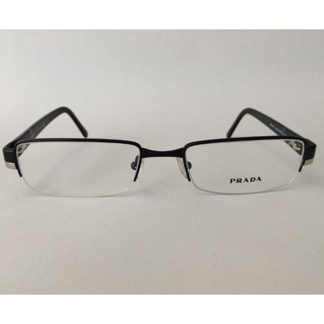 BNIB) PRADA Men\'s Eyeglass Frames VPR64H / PR64HV (Authentic), Men\'s ...