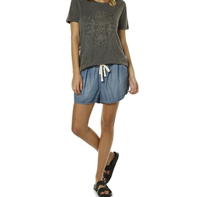 Billabong Denim Shorts #aussiepride