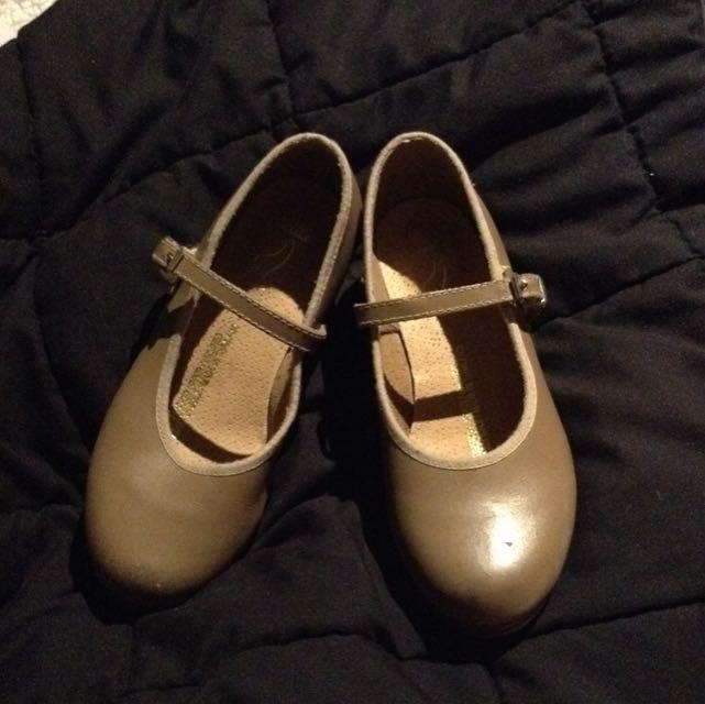 BLOCH Tap Dance Shoes - Size 12