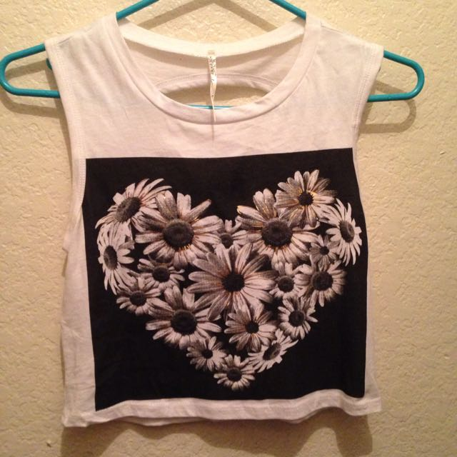 Cute Crop Top